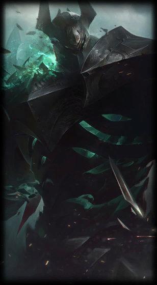 Mordekaiser, Железный призрак