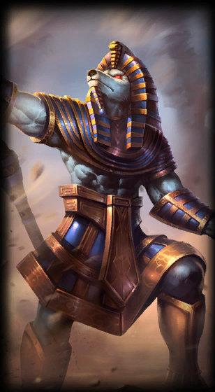 Pharaoh Nasus