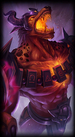 Infernal Nasus