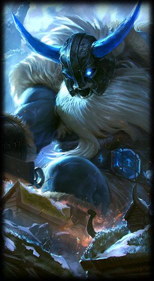 Glacial Olaf