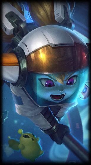 Astronaut Poppy