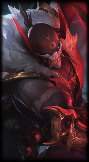 Blood Moon Pyke