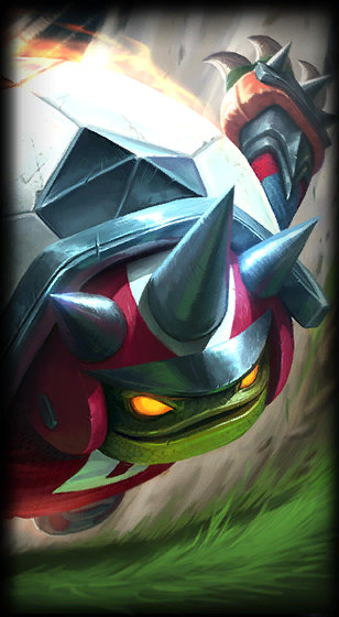 Sweeper Rammus