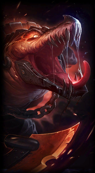 Scorched Earth Renekton