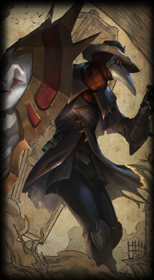 Black Scourge Singed