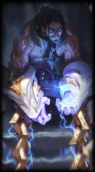 Sylas, Сбросивший оковы