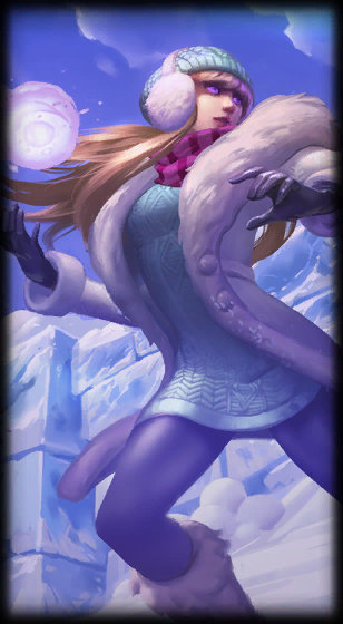 Snow Day Syndra