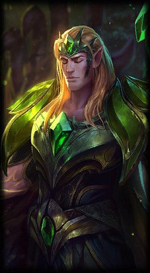 Emerald Taric