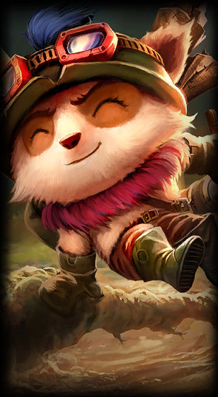 Pro Teemo Build and Teemo Stats