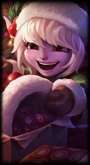 Earnest Elf Tristana