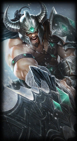 Pro Tryndamere Build and Tryndamere Stats
