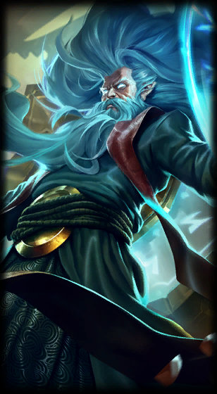 Pro Zilean Build and Zilean Stats