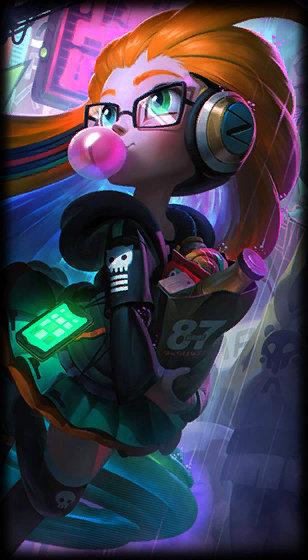 Cyber Pop Zoe