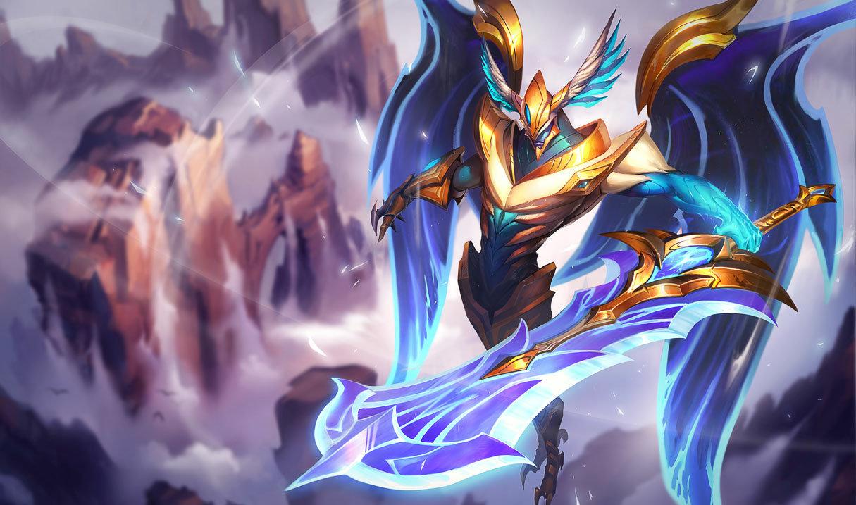 Aatrox League Of Legends
