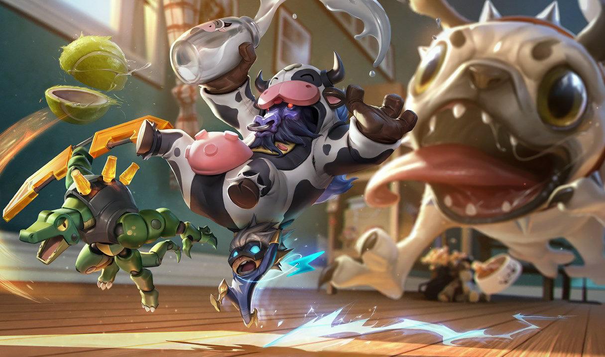 Moo Cow Alistar