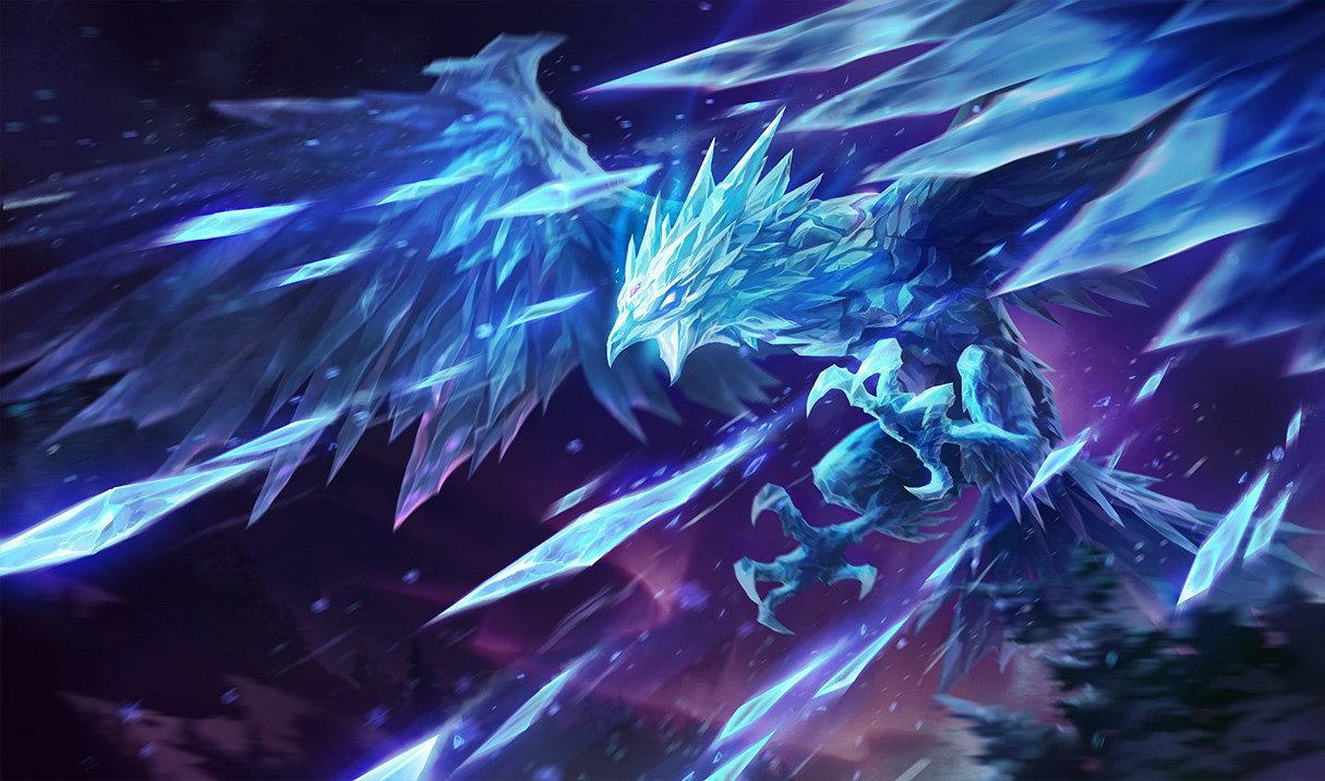 Anivia, the Cryophoenix - League of Legends