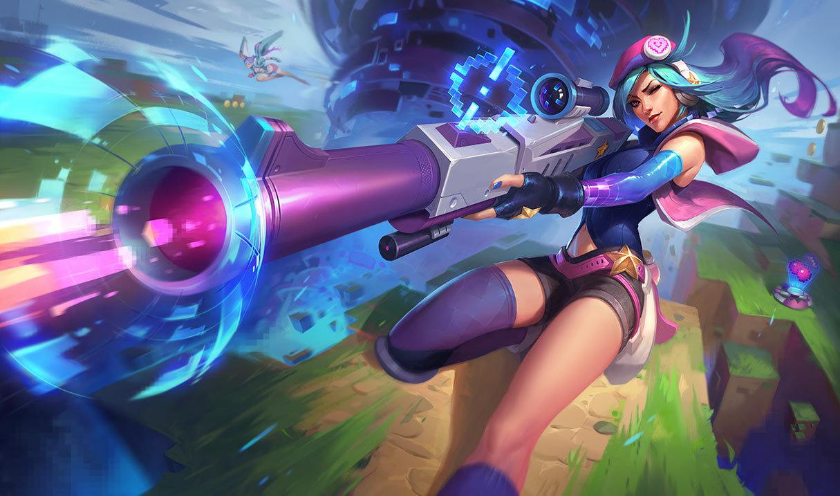 Caitlyn Build How To Build Caitlyn Lolvvv