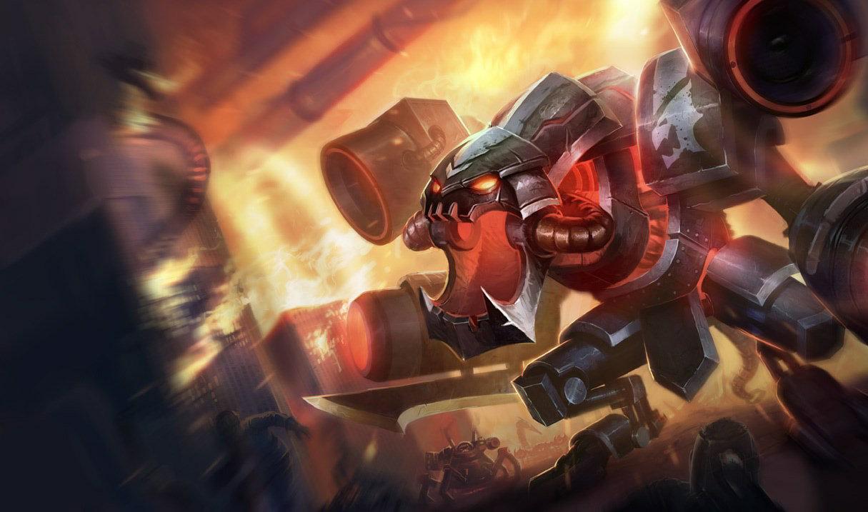 Battlecast Prime Cho'Gath