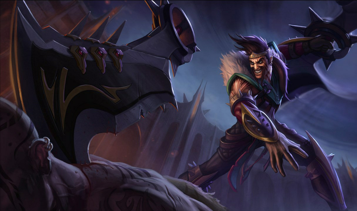 Draven, best ADC champion