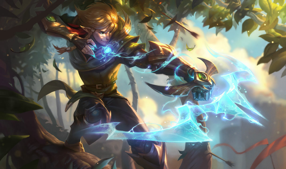 Ezreal | League of Legends