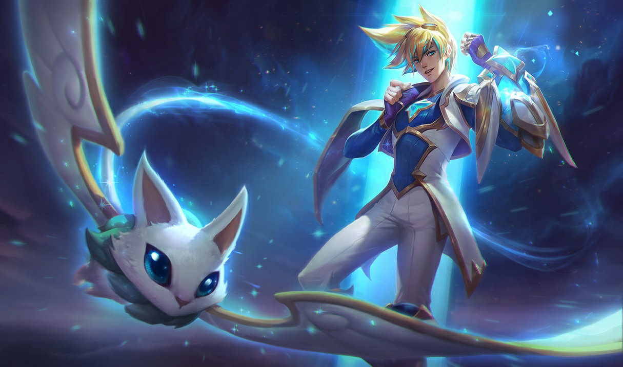 Star Guardian Ezreal
