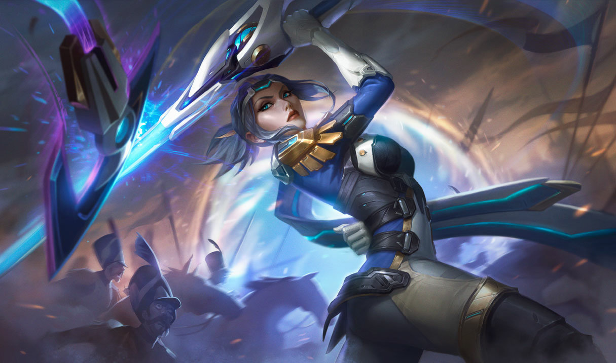 Fiora, the Grand Duelist - League of Legends