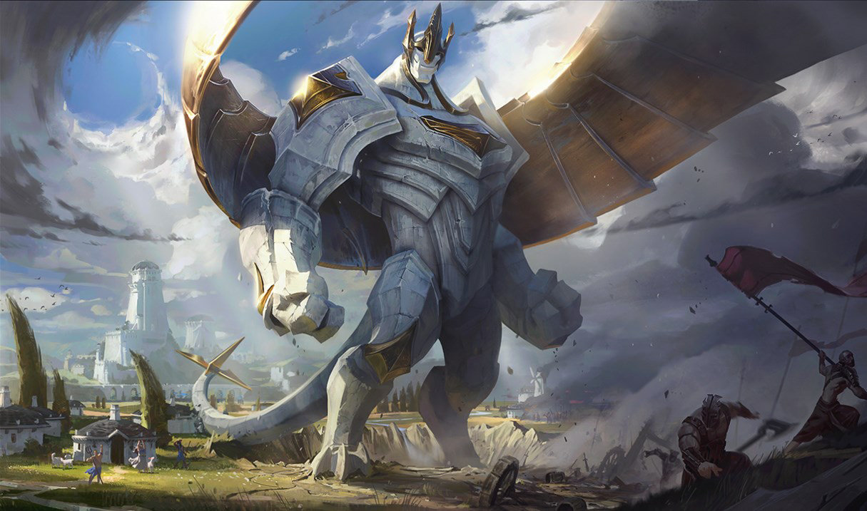 Galio, best mid lane champion