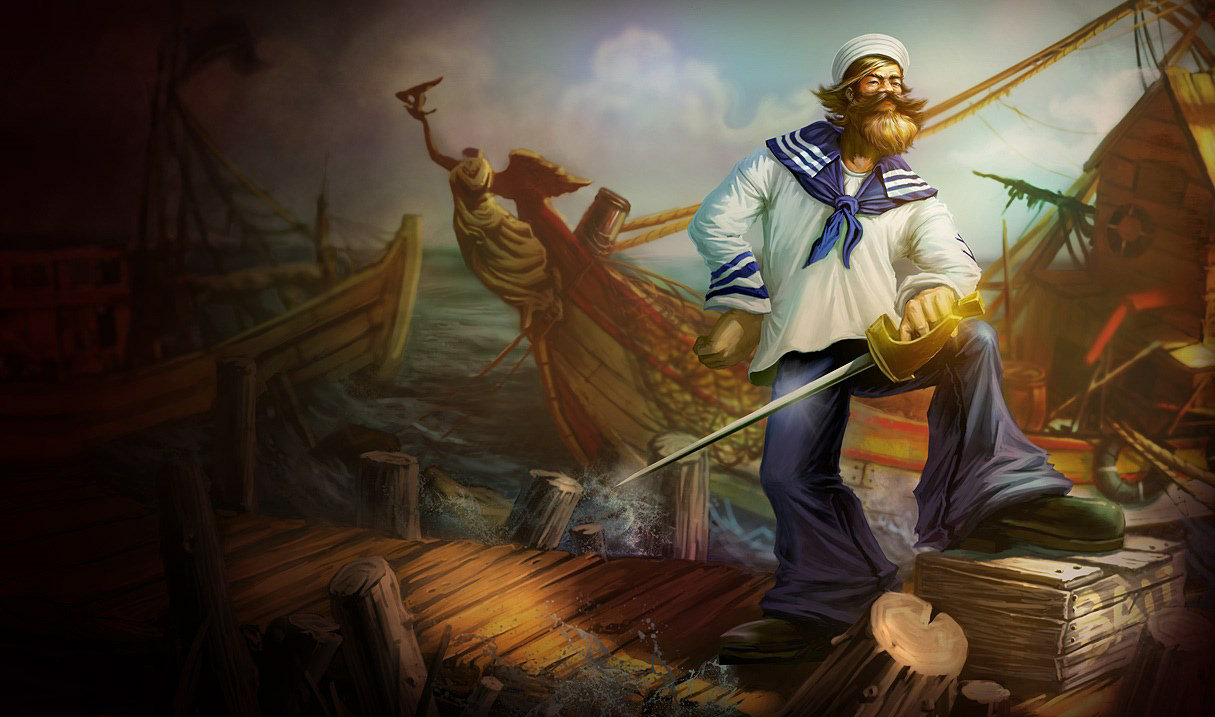 Sailor Gangplank