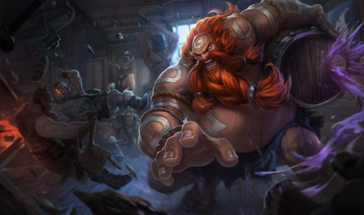 Image result for gragas lol hero