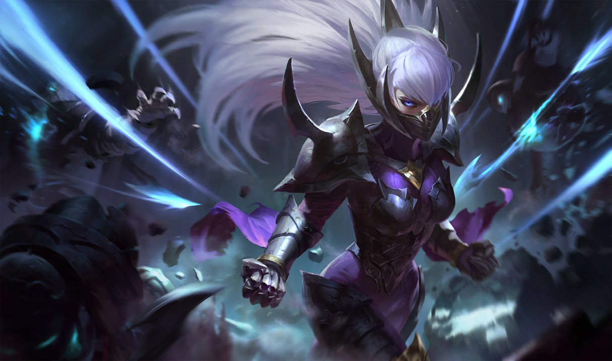Nightblade Irelia