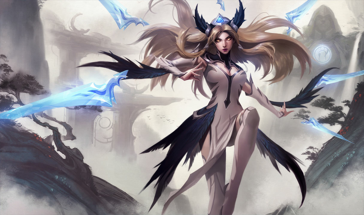 Invictus Gaming Irelia