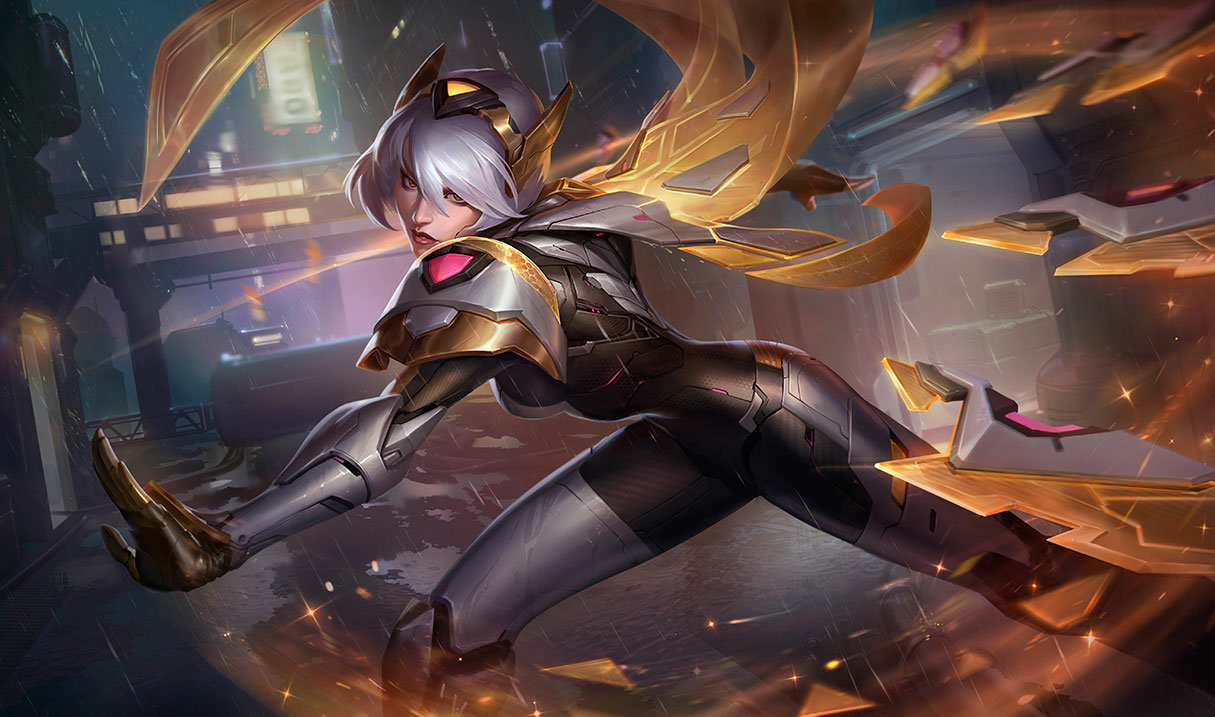 PROJECT: Irelia Prestige Edition