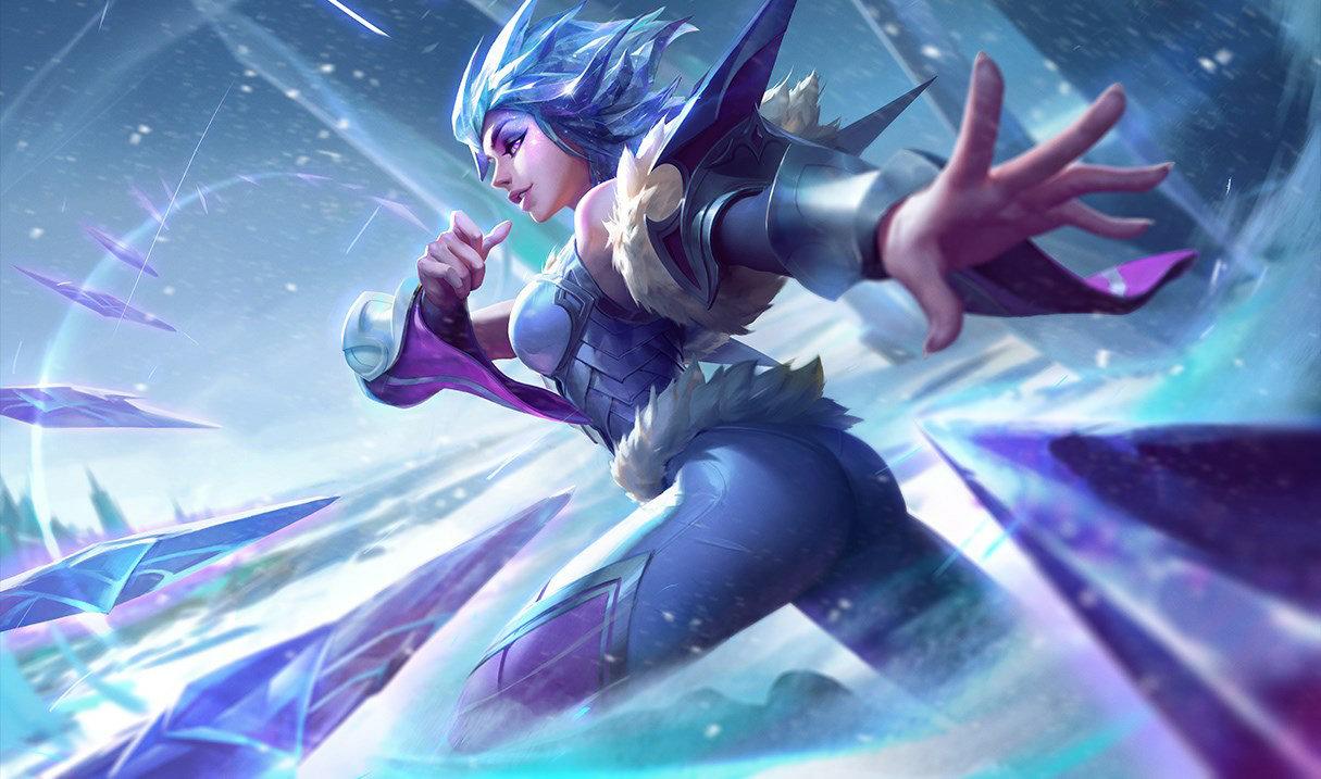 Frostblade Irelia