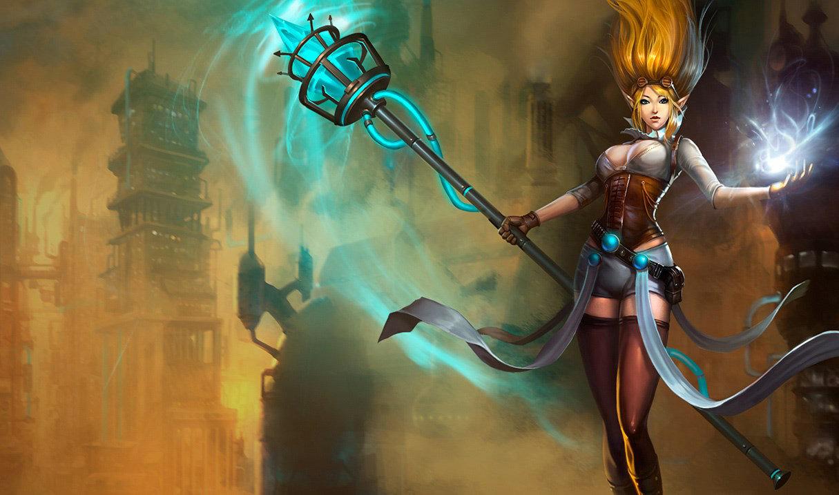Janna The Storm S Fury League Of Legends