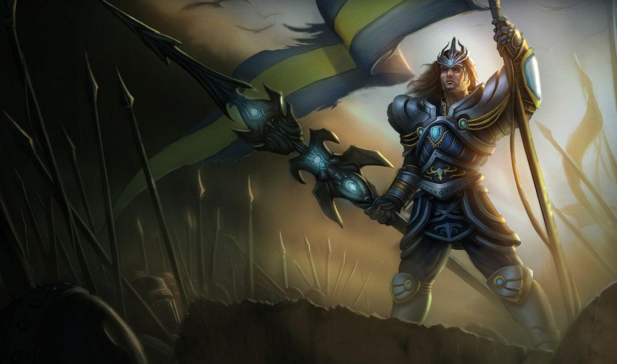 Victorious Jarvan IV