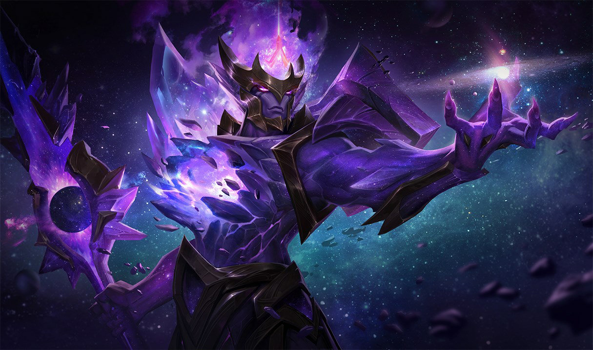 Jarvan IV, the Exemplar of Demacia - League of Legends