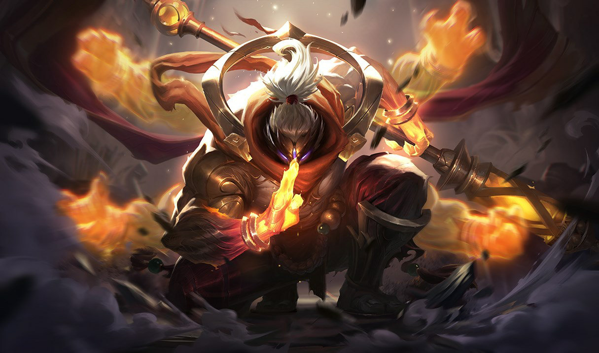 Jax, Grandmaster at Arms - League of Legends