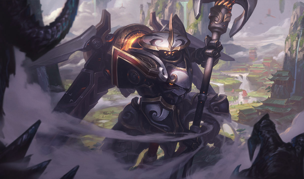 Mecha Kingdoms Jax