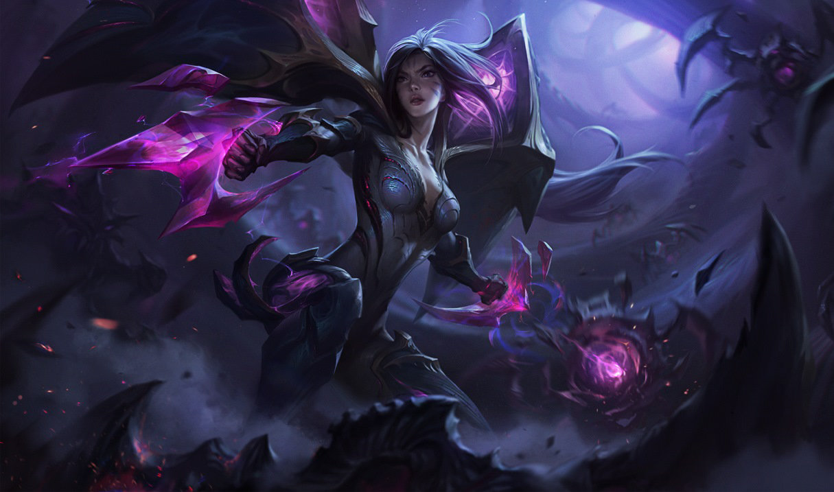 Kai'Sa, Daughter of the Void - League of Legends