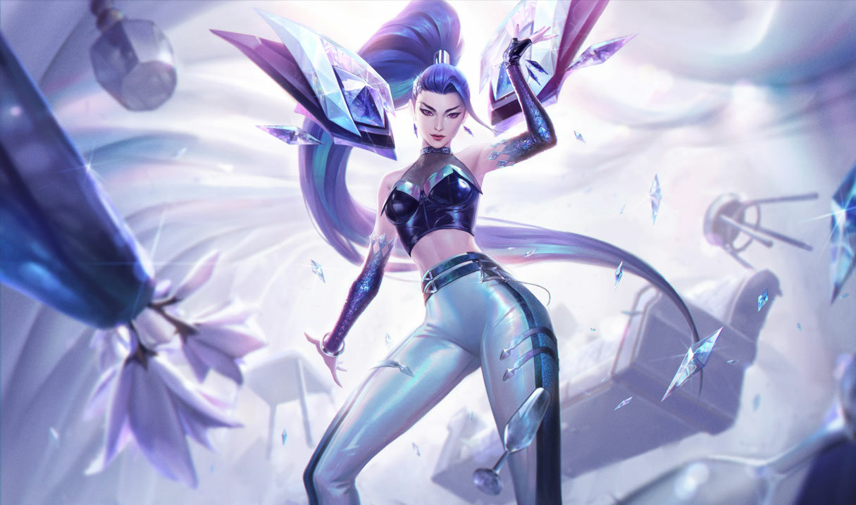 K/DA ALL OUT Kai'Sa