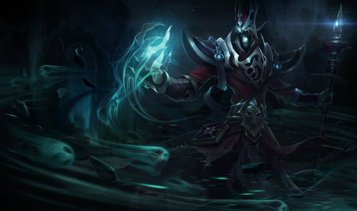 Karthus, best jungle champion