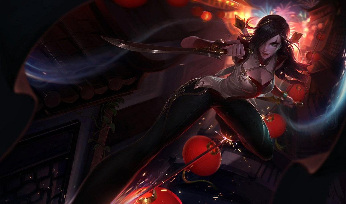 Warring Kingdoms Katarina