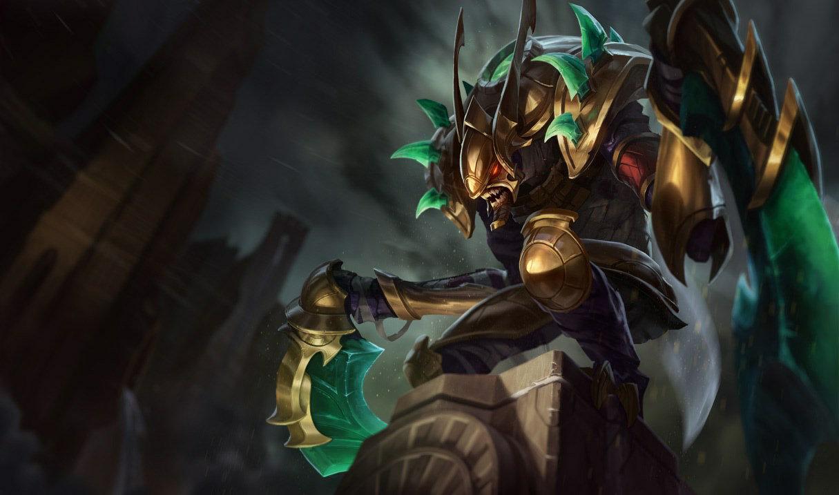 Kha'Zix Guardián de las Arenas