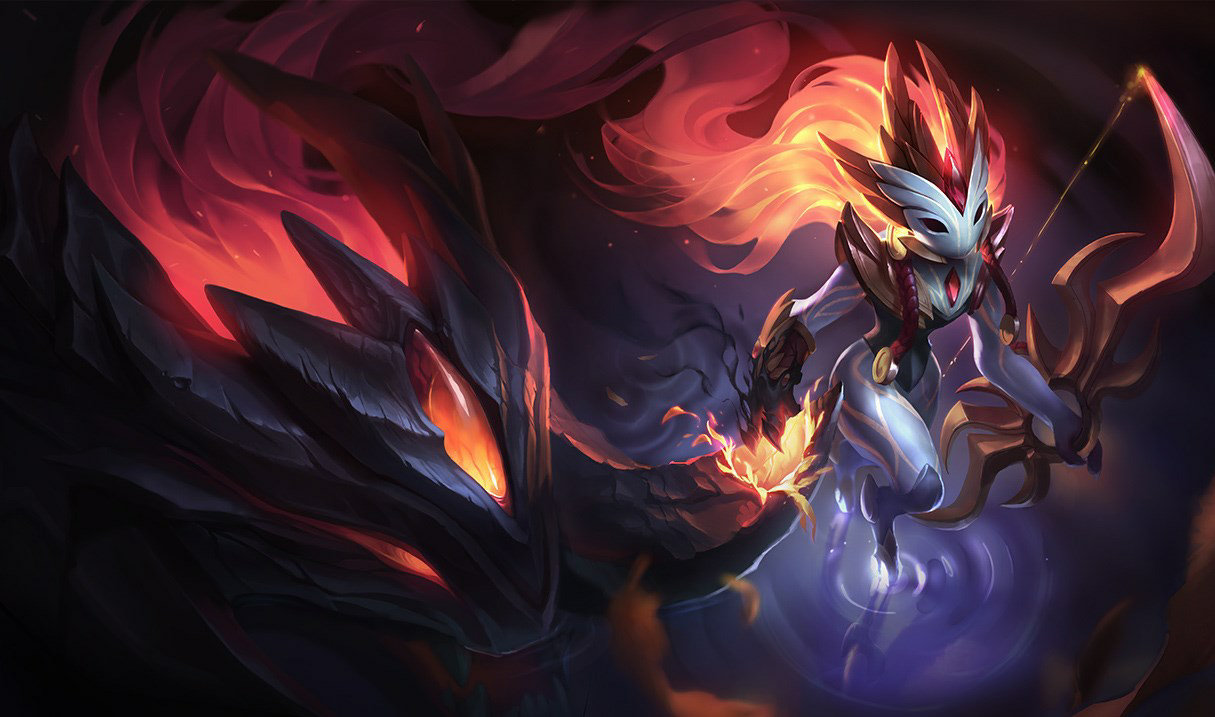 Kindred Fuego Sombrío