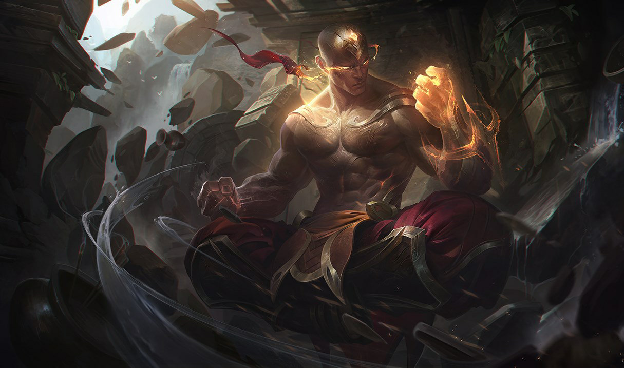 God Fist Lee Sin