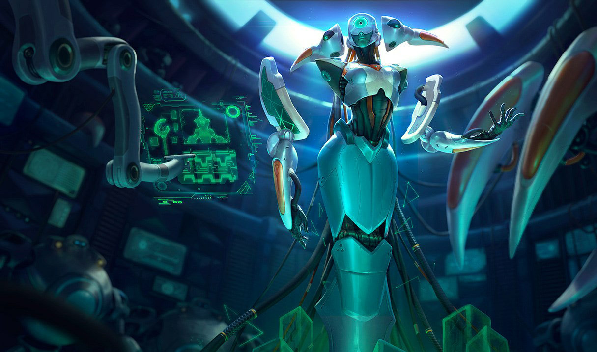 Lissandra | League of Legends