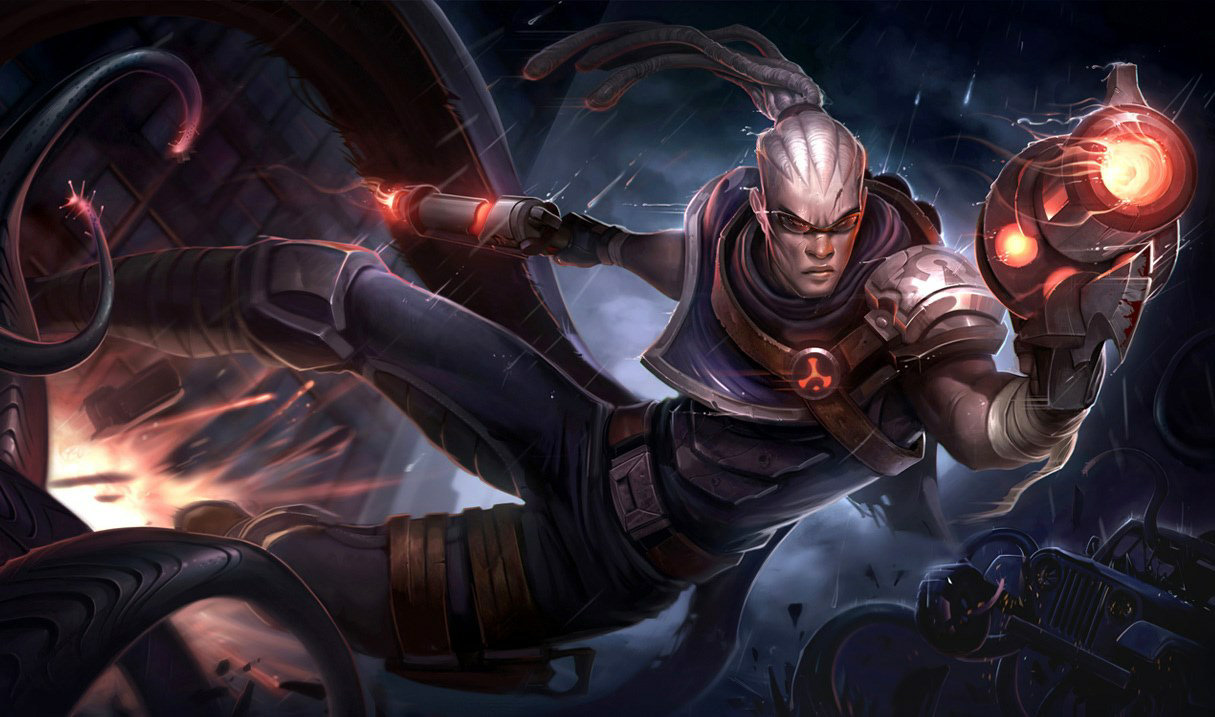 Lucian | League of Legends
