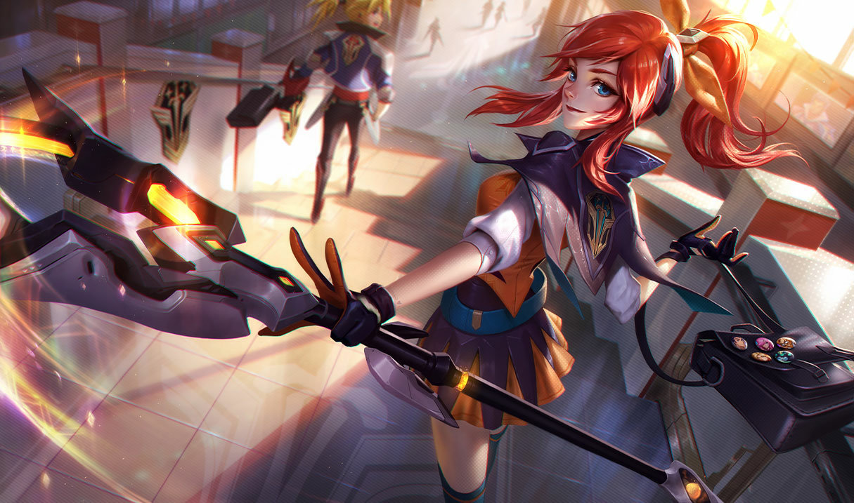 Battle Academia Lux
