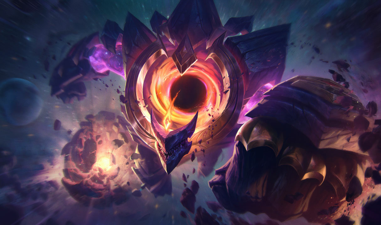 Dark Star Malphite