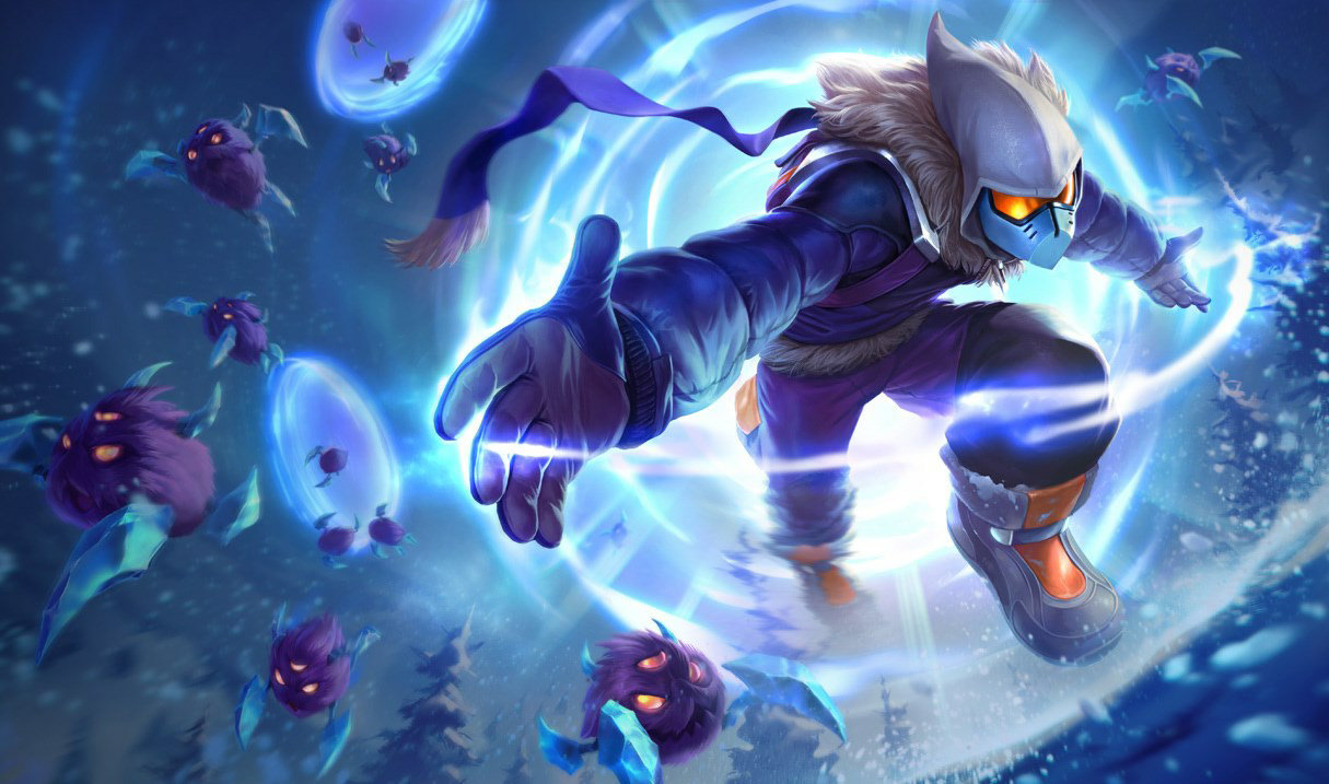 Snow Day Malzahar